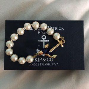 NWOT Kiel James Patrick pearl bracelet